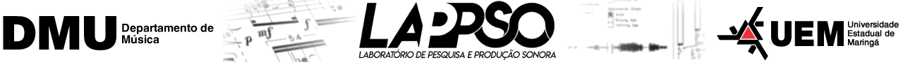 Laboratório de Pesquisa e Produção Sonora – LAPPSO